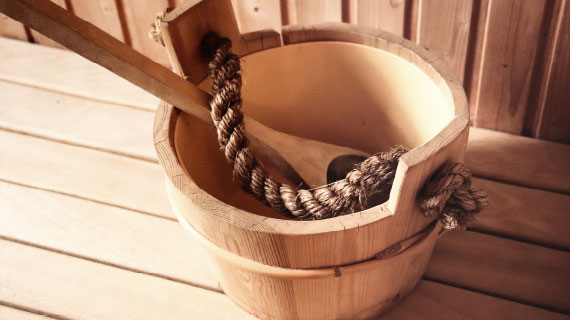 Galería de imágenes - Camarines y Sauna