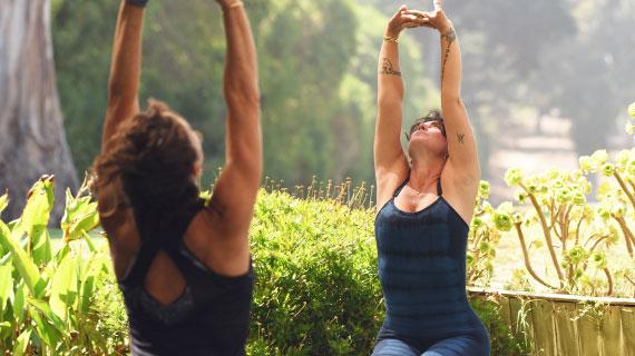 Galería de imágenes - Yoga