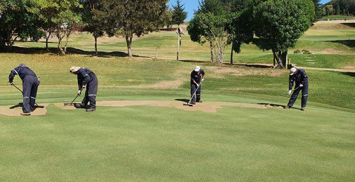 Galería de imágenes - Canchas de Golf