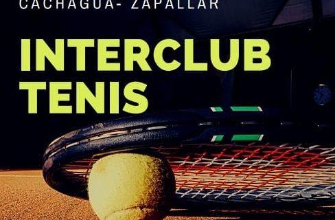 Interclub de tenis Cachagua – Zapallar